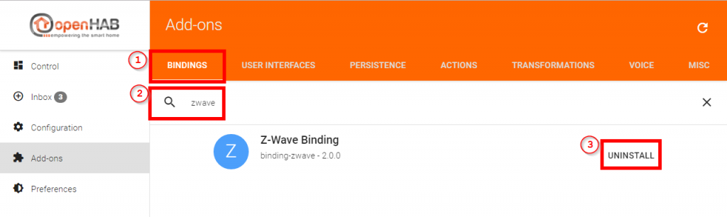 Smart-Home-openHAB-2-Z-Wave-Binding-Install